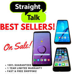 Straight Talk Phones ~ Best Sellers!