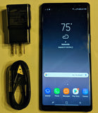 Straight Talk Galaxy Note8 Verizon Towers black no contract prepaid