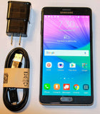 Straight Talk Samsung Galaxy Note 4 IV - Verizon Towers 4G LTE - Refurbished