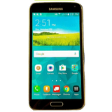 Black Samsung Galaxy S5 CDMA 4G LTE Verizon Towers