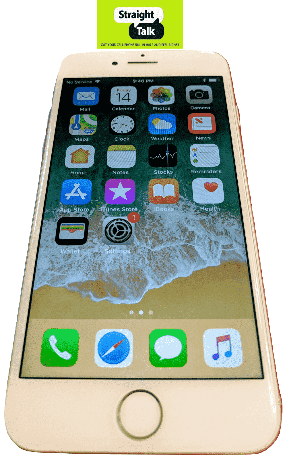 Refurbished Straight Talk Apple Iphone7 4g Lte At T Towers