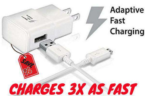 Fast Adaptive Charger For Straight Talk Samsung Galaxy Phones