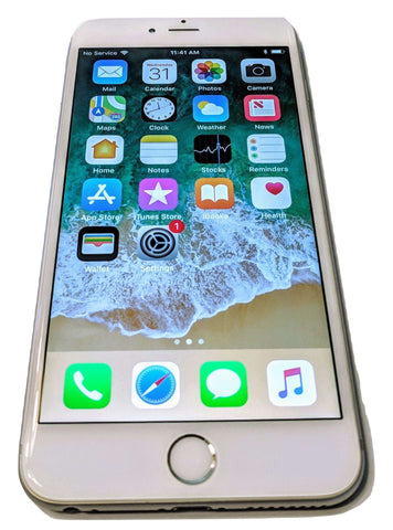 Straight Talk iPhone 6 Plus Refurbished no contract smartphone unlimited data