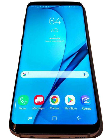 Samsung Galaxy S8 for Pageplus No Contract Prepaid phone