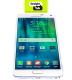 Refurbished Samsung Galaxy Note 4 - White