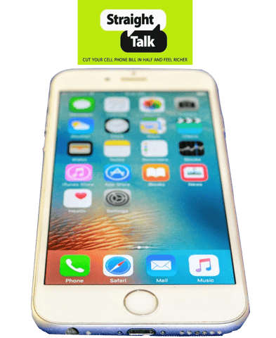 straight talk iphone 6 buy refurbished talk apple iphone 6 white 4g lte 16204