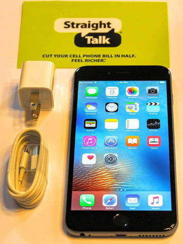 iphone 6 straight talk talk apple iphone 6 plus 16gb at amp t towers 4g lte 15089