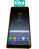 Total Wireless Samsung Galaxy Note 8 6.2 inch screen phone no contract smartphone Verizon Towers