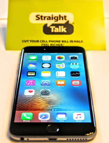 straight talk iphone 6 talk apple iphone 6 plus 16gb at amp t towers 4g lte 16204