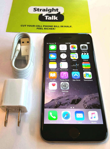 iphone 6 straight talk buy refurbished talk apple iphone 6 white 4g lte 15089