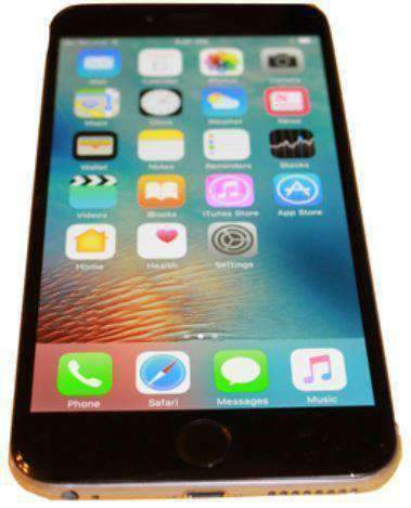 straight talk apple iphone 6 plus at t 4g lte space gray refurbished