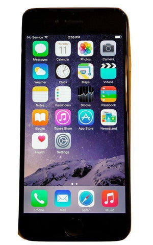 Total Wireless Phone Apple iphone 6 no contract prepaid smartphone