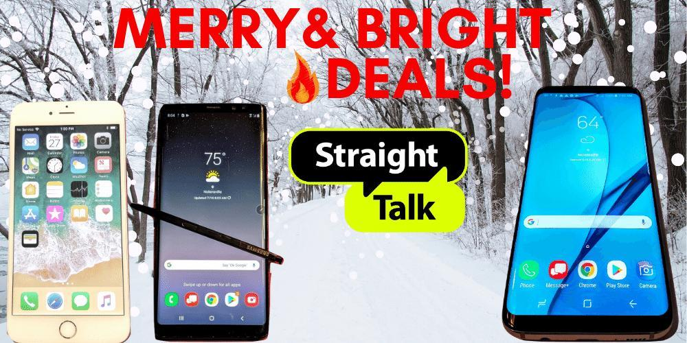 Deals for Straight Talk Wireless 2016