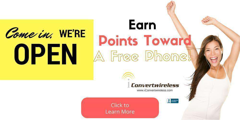 Earn Rewards towards a FREE Straight Talk Phone