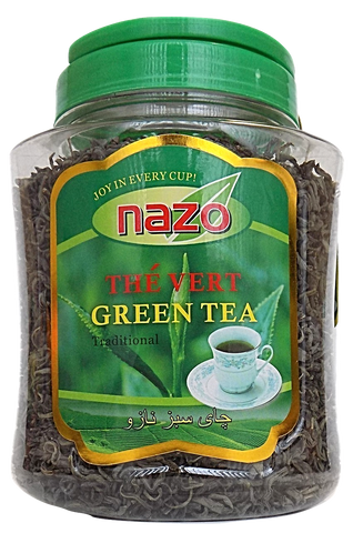 Nazo Green Tea - Traditional Taste
