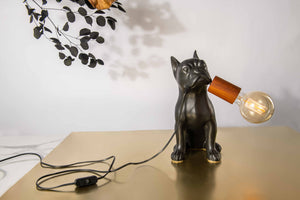 FRENCHIE TABLE LAMP