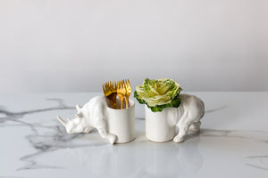 RHINO UTENSIL HOLDER