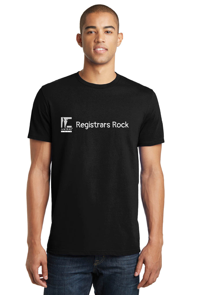 Long Sleeve/Short Sleeve Registrars Rock Shirt