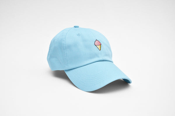 ICE CREAM (BABY BLUE)