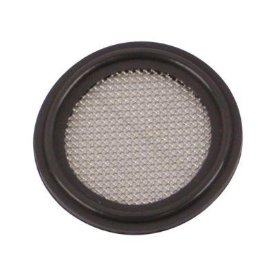 "1.5"" Viton Tri Clamp 20 Mesh Screen Gasket"