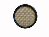 "1.5"" Viton Mesh Screen Gasket for Closed Loop Extractors - Emerald Gold"