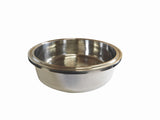 "6"" x 2"" Bowl with Tri Clamp/Clover flange for Closed Loop Extractors - Emerald Gold"