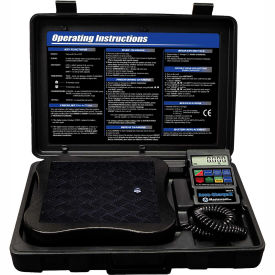 Accu-Charge II Programmable Refrigerant Scale for BHO Extraction etc.