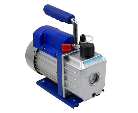 RS1.5 4CFM Vacuum Pump - Emerald Gold