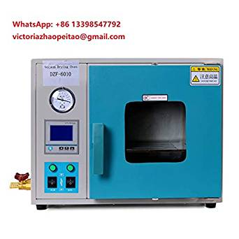 DZF-6010 8L 220V Vacuum Drying Oven
