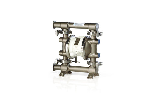 Graco Saniforce 515 Double Diaphragm Pump with Cart