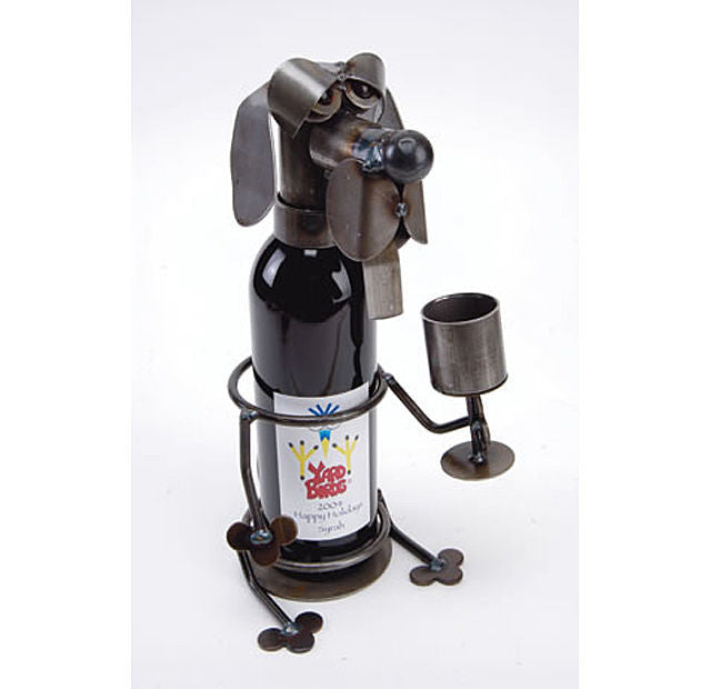 Drinking Hound Wine Holder