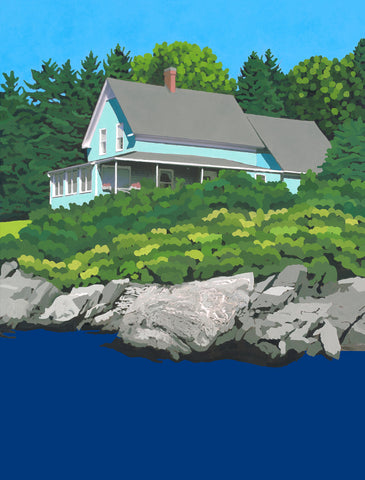 Casco Bay Cottage