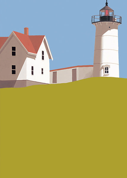 Lighthouses Boxed Cards