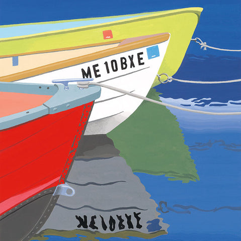 Port Clyde Dinghies