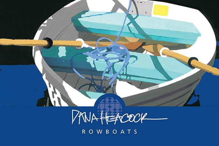 Rowboats Boxed Cards