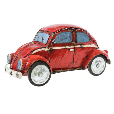 Red VW Beetle Cooler
