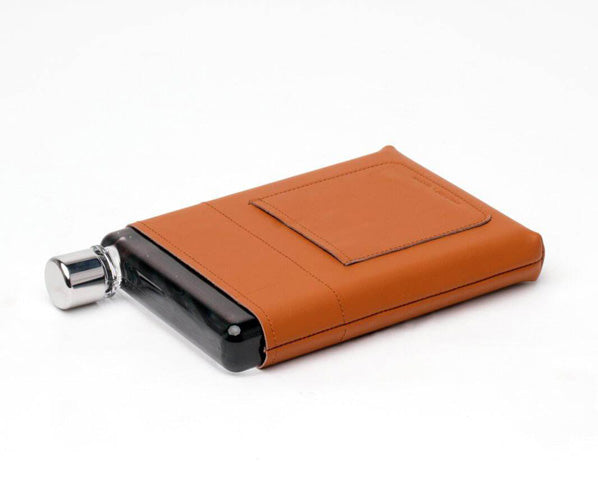 Memobottle™ A5 Leather Sleve