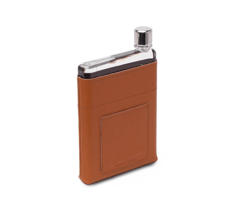 Memobottle™ A6 Leather Sleve