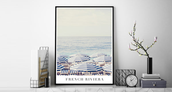 Beach Set 01 - French Riviera