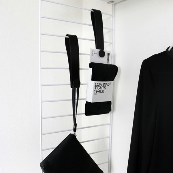Stropp Hanger Black Set