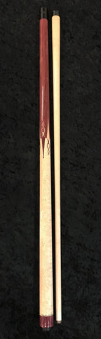Jeff Prather Custom Cue #8/2020