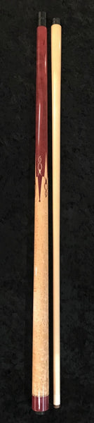 Jeff Prather Custom Cue #9/2020