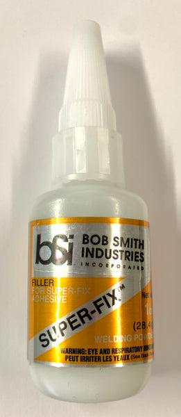 BSI Super-Fix Filler - Welding Powder 1oz