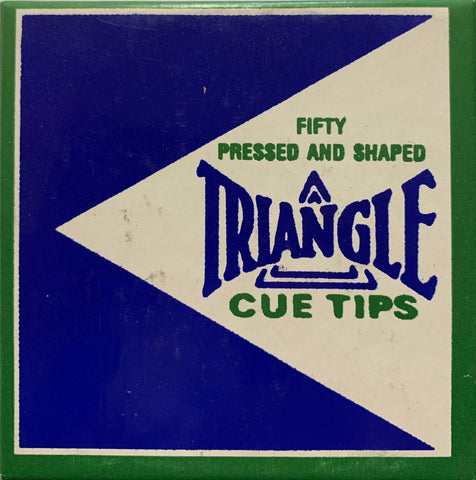 Triangle Tip 13.5mm - Box of 50
