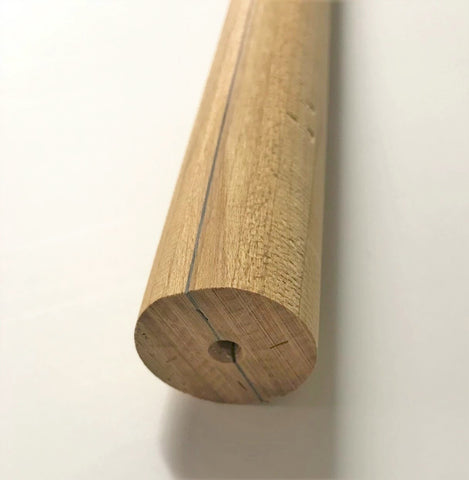 Kielwood® X Thin-Line Laminated Shaft