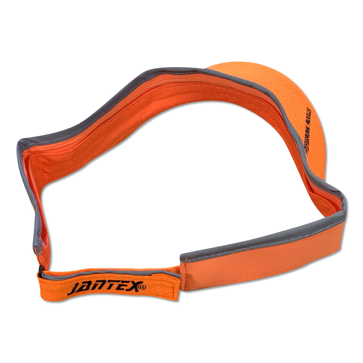 Jantex Visor orange bak