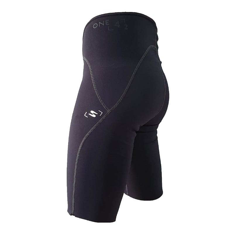 Sandiline One42 neoprene shorts black