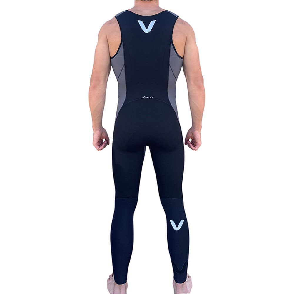 Vaikobi Flexforce Long John 3-mm neoprene back