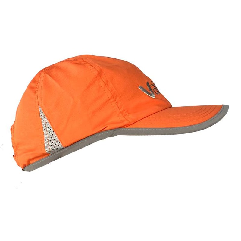 Vaikobi Hi Vis Cap orange side