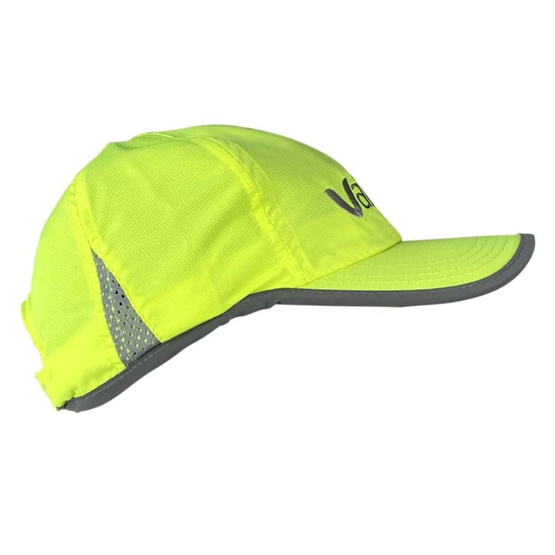 Vaikobi Hi Vis Cap yellow side